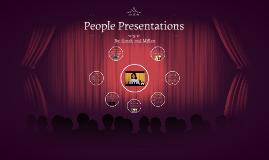 People Presentations