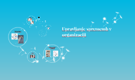 Upravljanje sprememb v organizaciji