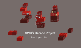 1890's Decade Project