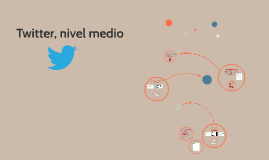 Twitter, nivel medio