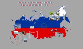 Federacja Rosyjska - strefy klimatyczne, pasy krajobrazowe,