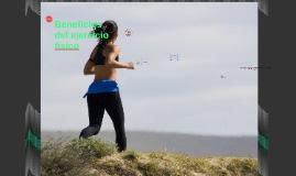 Beneficios del ejercicio fisio