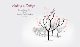 New Picking Colleges