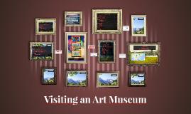 Visiting an Art Museum