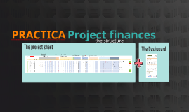 Project finances