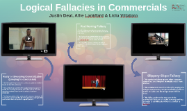 Logical Fallacies in Commercials