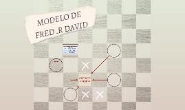 MODELO DE FRED .R DAVID