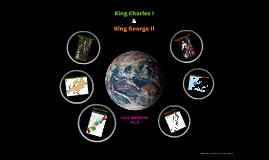 King Charles I & King George II