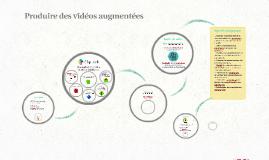 Produire des vidéos augmentées