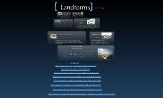 Landform Prezi