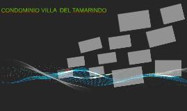 CONDOMINIO VILLA  DEL TAMARINDO