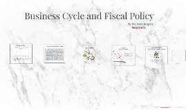 Business Cycle and Fiscal Policy