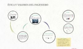 Copy of ÉTICA Y VALÓRES DEL INGENIERO