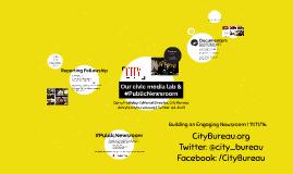 Copy of CITY BUREAU