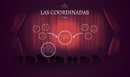 LAS COORDINADAS