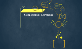 Using Funds of Knowledge