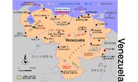 Fly into Caracas