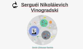 Serguéi Nikoláievich Vinogradski