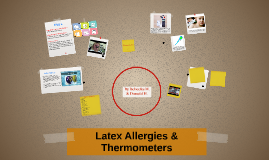 Latex Allergies & Thermometers