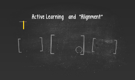 Active Learning  and Alignment Table
