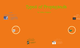 Copy of Types of Propaganda