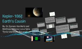 Kepler-186f: Earth's Cousin