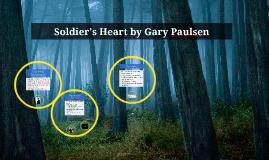 Soldier's Heart by Gary Paulsen
