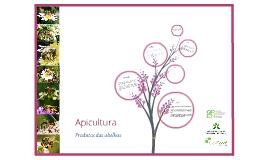 Apicultura - produtos apícolas