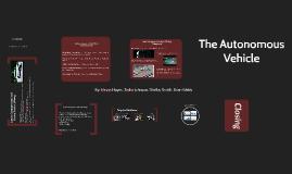 The Autonomous Vehicle