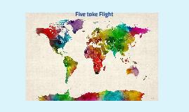 Five take Flight