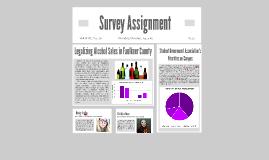Survey Activity