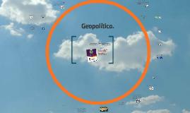 Geopolítica.