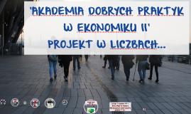 Akademia dobrych praktyk w Ekonomiku II