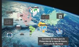 Convenio de Viena para la Proteccion de la capa de Ozono, Pr