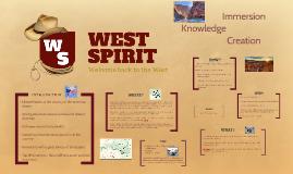West Spirit