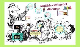 Copy of Análisis crítico del discurso.