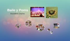 Baile y Poms