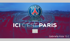 Paris Saint Germain (Francais, KMÁ)