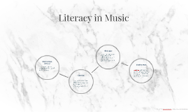 Literacy in Music