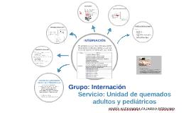 Grupo: Internación