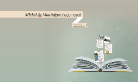 Copy of Michel de Montaigne (1533-1592)