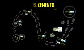 Copy of Copy of PROCESO INDUSTRIAL DE EL CEMENTO