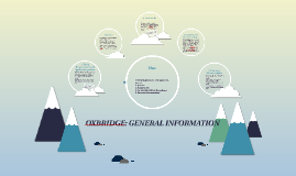 OXBRIDGE: GENERAL INFORMATION