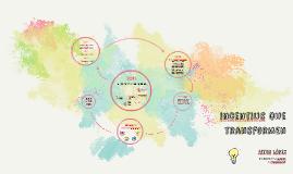 Incentius que transformen - IV Jornada Biologia a l'Ensenyament