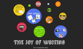 Copy of The Joy of Writing