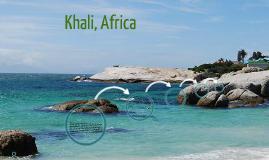 Khali, Africa
