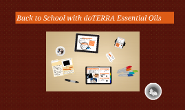 Copy of Copy of Back to School with doTERRA