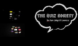 The Quiz Society