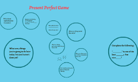 Present Perfect Game