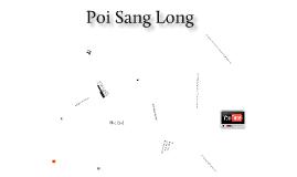 Poy Sang Long